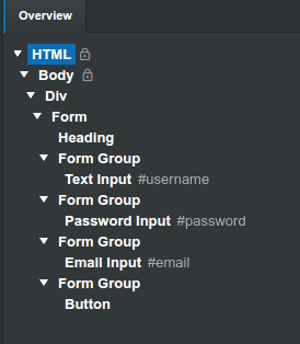 Form Validation in Bootstrap Studio
