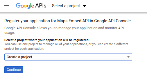 How to Use Google Maps in Bootstrap Studio